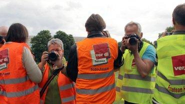 fotografierende FotografInnen