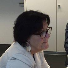 Die Betriebsratsvorsitzende von Fraport, Claudia Amier, im Profil.