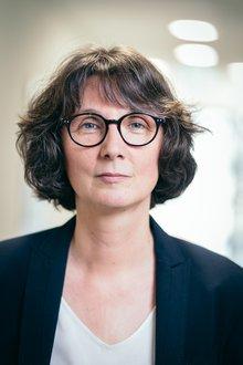 Portraitfoto Annegret Kaiser