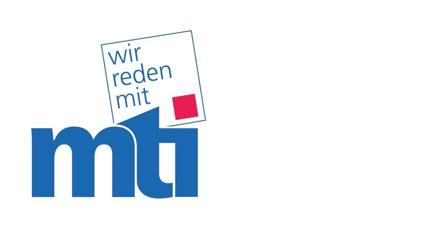 Abbildung der MTI Wort- und Bildmarke