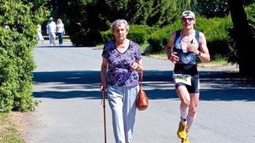 Alter und Sport