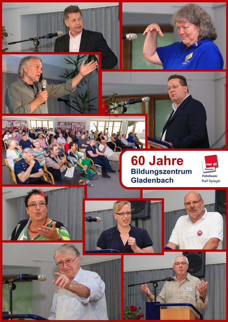 """Festakt zur Jubiläumsfeier """"60 Jahre Bildungszentrum Gladenbach"""""""