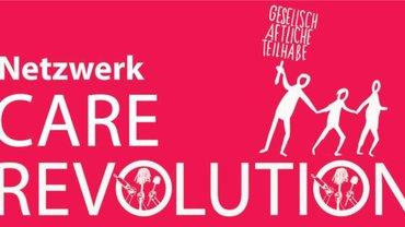 Infografik zum Netzwerk Care Revolution
